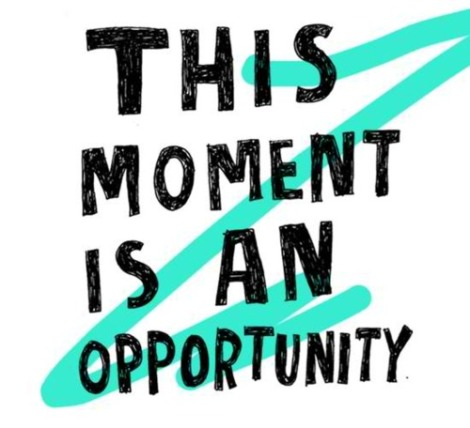 opportunity-moment