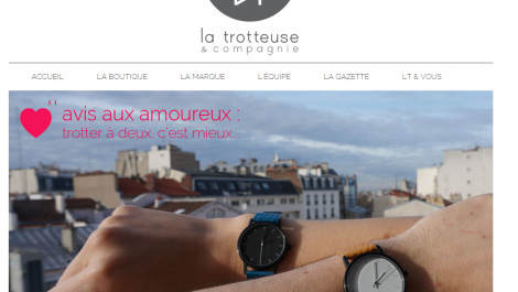 Trotteuse